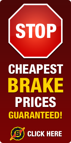 Cheapest Brake Prices Guaranteed