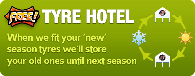 Free Tyre Hotel