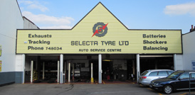 Selecta Tyre Branch Image